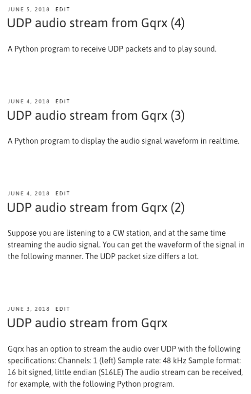 UDP audio stream from Gqrx (5) – Spinor Lab