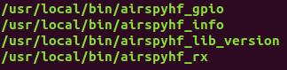 Airspy HF+とGqrxとUbuntu 18 04 – Spinor Lab